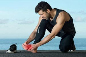 Sporcu ve Dansçı Ayak Bakımı